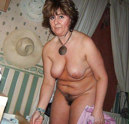 Oldie Porno im Schlafzimmer